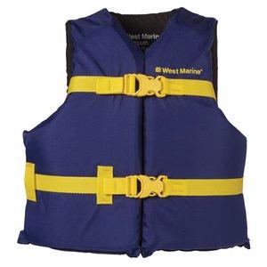 【10%OFF】 West – Marine Runabout Lifeジャケット、子供50 – Runabout 90lb 90lb。。 B07DGKVZVL, リココチ アンド マーケット:24e8b0bd --- a0267596.xsph.ru