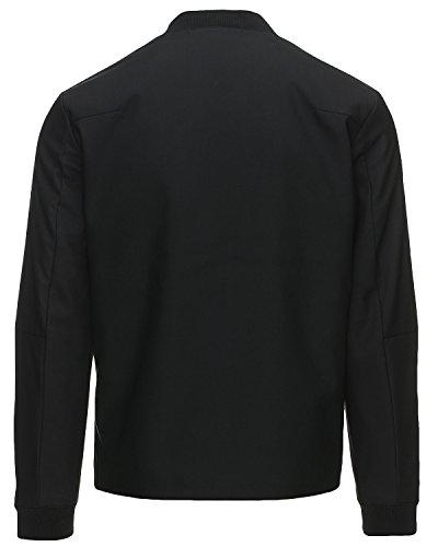 Blouson Clean Selected Noir