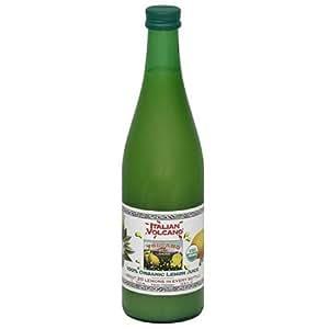 Italian Volcano Lemon Juice 500 ml (16.9 oz) (3)