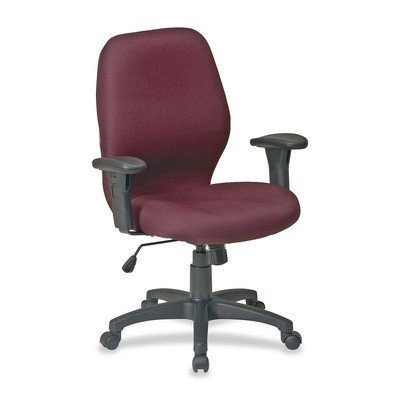 High-Back Performance Office Chairs Finish: Burgundy