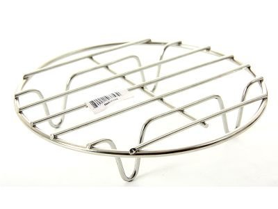 Stainless Steel 8'' Steamer Rack, Case of 36 by DollarItemDirect (Image #1)