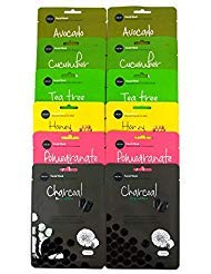 - Celavi Essence Facial Face Mask Paper Sheet Korea Skin Care Moisturizing 12 Pack (Mix - 2 of Each)