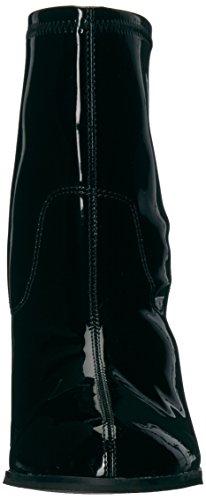 Bc Chaussures Femmes Ringmaster Cheville Bottine Noir Brevet