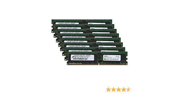 New 8GB Module ECC REG PC3-12800 Memory for Dell Compatible PowerEdge R910 MemoryMasters NOT for PC//MAC