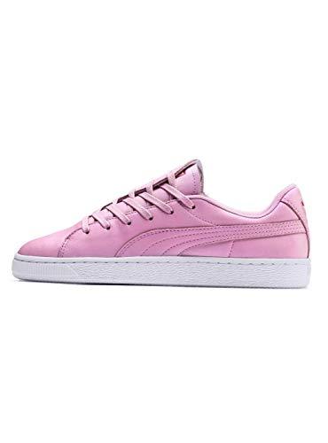 Puma Sneaker Basket Rosa Rosso Donna Crush 8481Yq