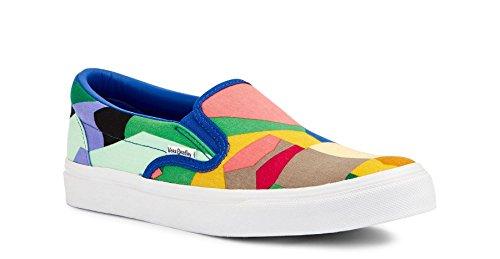 Vera Bradley Lona De Los Zapatos Sin Cordones Arte Pop Barato Venta Mejor tienda para obtener Venta de precio bajo Comprar barato falso Envío gratis a bajo costo CwjNi9HLhI