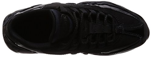 Nike Damen Wmns Air Max 95 Gymnastikschuhe Schwarz (nero / Nero / Nero 010)
