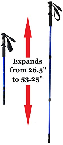 The 8 best trekking sticks poles