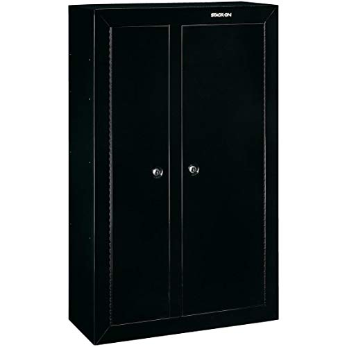 Stack-On GCDG-924 10-Gun Double-Door Steel Security Cabinet