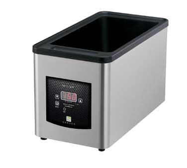 Server Products, IS-1/3 Intelliserv Pan Warmer, 6 Qt, Stainless Steel Construction