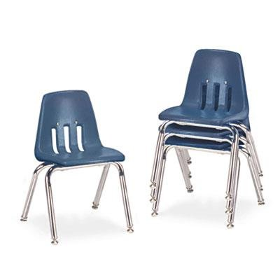 Virco Stacking Chair - 9000 Series 14
