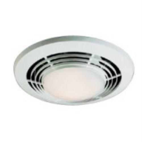 Superieur Amazon.com: 70 CFM Ceiling Exhaust Fan With Light And Heater (9093WH): Home  Improvement