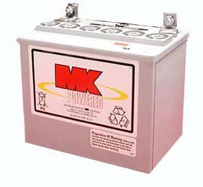 Gel Battery Voltage (MK U-1 GEL Battery for Scooters)