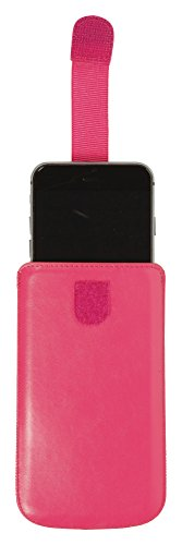 Konig 2X-Large Slide Custodia rigida per smartphone, colore: rosa