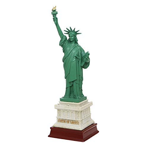 Statue of Liberty Figurine - 10 1/2 inches tall, Statue of Liberty Souvenirs, NY Souvenirs (Figurine Statue Liberty)