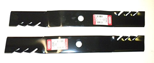 Oregon (2) 97-604 Gator Mulching Blades Replaces Murray - Murray Cut Inch 40