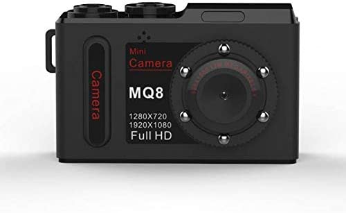 Amazon.com: Semoic MQ8 Mini Camera Espia Full HD 1080P Secret Camera Infrared Mini DVR Digital Video Recorder Small Mini Camcorder Cam: Electronics