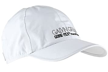 Image Unavailable. Image not available for. Colour  Galvin Green Abel Gore  Tex White Golf Hat 2279d74b250