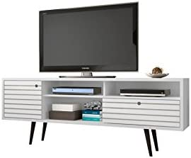 Manhattan Comfort Liberty Collection Mid Century Modern TV Stand
