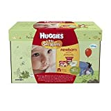 Huggies Little Snugglers Newborn Diaper & Wipe Gift Set