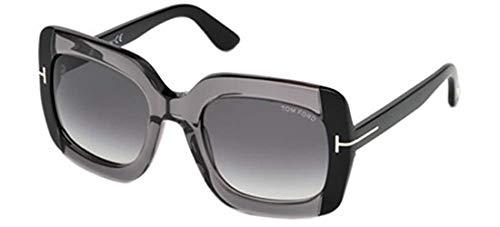 Amazon.com: Tom Ford HELENE-02 FT 0580 Gafas de sol para ...