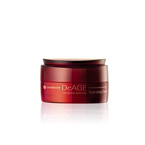 CHARMZONE DeAge Red Addition Hydrating Cream- Long Lasting Moisturizer, Smoothing Lines and Ultimate Nourishment (50ml/1…