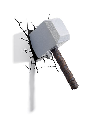 Thor Hammer LED Wall Light