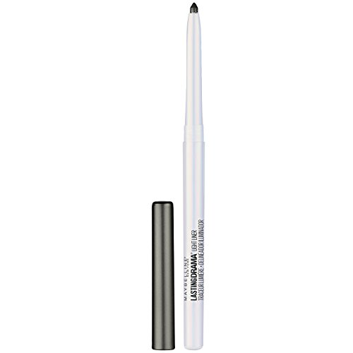 Maybelline Lasting Drama Light Eyeliner, Twinkle Black, 0.01 oz.
