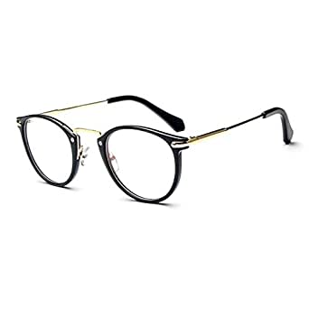 Glasses Frame Personality : Amazon.com: LOMOL Fashion Korean Personality Student Style ...