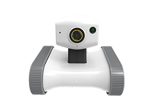 iPATROL RILEY - WiFi enabled mobilized home monitoring robot