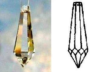 Logo NEW! Swarovski 8950-0011 40MM Strass SUN Crystal Pendant Prism Suncatcher