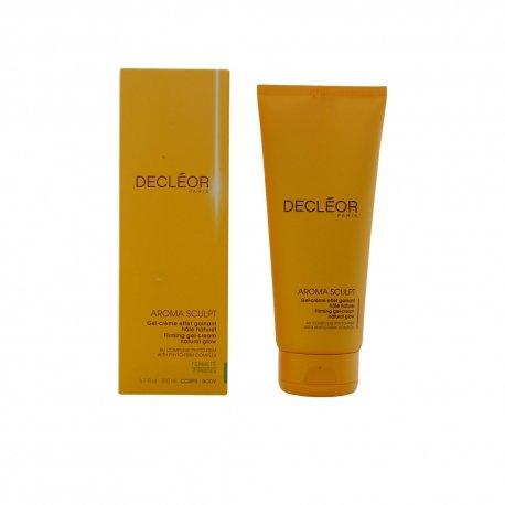 Decleor Gel Moisturizer - Decleor Perfect Sculpt - Firming Gel Cream Natural Glow 200ml/6.7oz