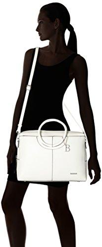 Blanc Bulaggi Cartables Weiß Bag Bazmar Laptop ZZwFqIO