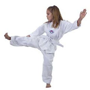 Amazon.com: Student TAE Kwon Do Uniforme: Clothing