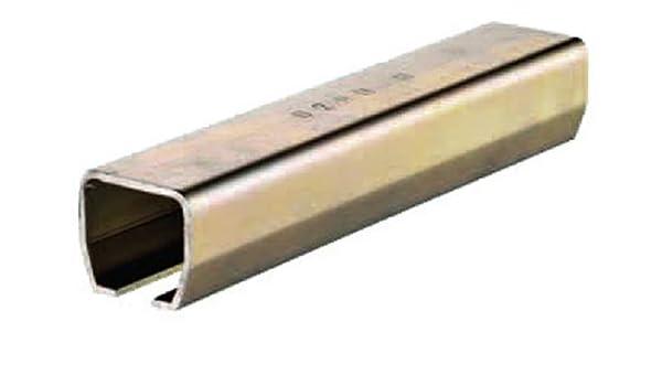 Helm - Carril para puerta corredera (perfil 300, acero galvanizado): Amazon.es: Bricolaje y herramientas