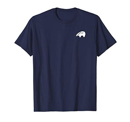 Zuni Bear pocket-style tee shirt emblem