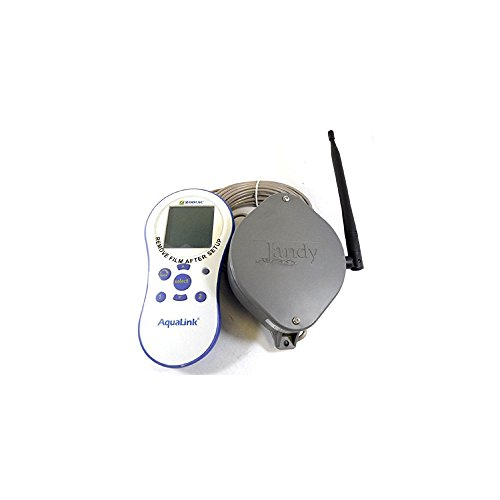 Zodiac AquaPalm Kit R0444300 PDA Wireless Aqualink Remote Control AQPLM w/ J Box 8262 by Zodiac