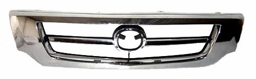 OE Replacement Mazda Pickup Grille Assembly (Partslink Number (Mazda Pickup Grille)