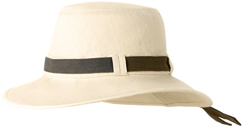 Tilley Endurables TH9 Women'S Hemp Hat,Natural,M (7 1/8-7 1/4)