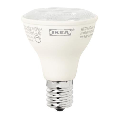 LEDARE LED bulb E17 reflector R14 400 lm, dimmable (Led Bulb E17 Reflector R14 400 Lm)