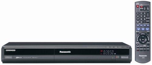 DVD Recorder with ATSC Tuner Black ()