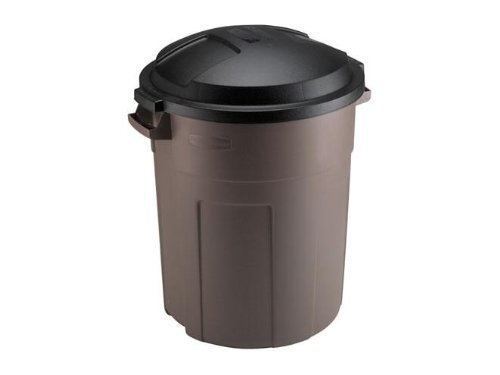 Rubbermaid FG289200BLA 20 Gallon Refuse Container
