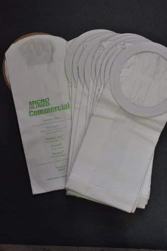 - DVC 10 Quart Backpack Vacuum Bags