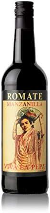 Romate Sherry Viva la Pepa Manzanilla - 750 ml