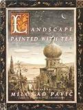 Landscape Painted With Tea
