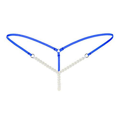 meizu88 - Tangas - para mujer Azul