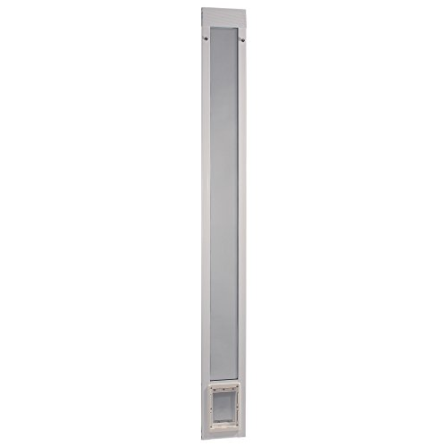 "Fast Fit Pet Patio Door 96"" Small (White)"