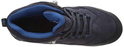 Aigle Beaucens, Chaussures de Randonnée Hautes Homme 5