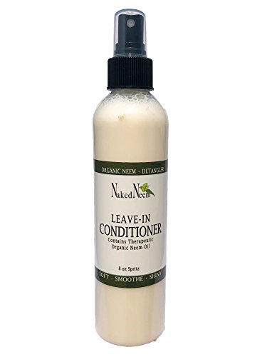 Neem Shampoo Oil - Neem Leave-In Conditioner (8 Ounce)