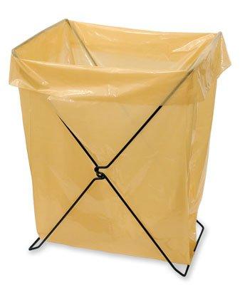 Home Improvement Grocery Bag Trash Can Easy Garbage Lineal Bin For Rh Mathieur Win Lowe S Leaf Holder Frame Rack